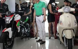 Benelli giới thiệu cặp đôi xe máy mới tại Đông Nam Á