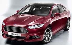 Ford Mondeo thế hệ mới có giá 36.295 USD
