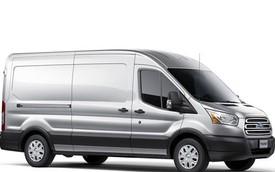 """Ford tự hào về mức """"ăn xăng"""" của Transit 2015"""