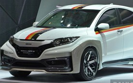 Cặp đôi xe giá rẻ Honda HR-V hầm hố hơn