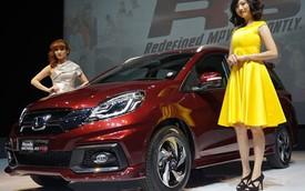 Honda Mobilio RS - Xe đa dụng thể thao và siêu rẻ cho Đông Nam Á
