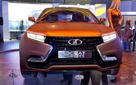 Renault-Nissan thâu tóm hãng xe lớn nhất nước Nga