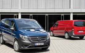 Mercedes-Benz Vito 2015 - Xe thương mại tiết kiệm nhiên liệu