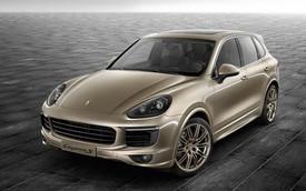 Porsche Cayenne S Palladium Metallic: Sang trọng và ấn tượng hơn
