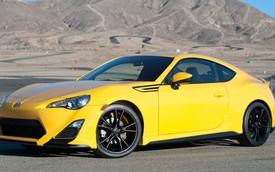 Xe thể thao Scion FR-S đặc biệt có giá 29.990 USD