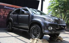 Toyota Fortuner có phiên bản mới