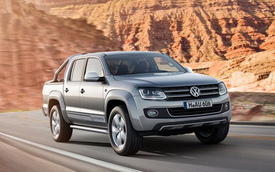 Volkswagen Amarok Ultimate - Xe bán tải tiện nghi