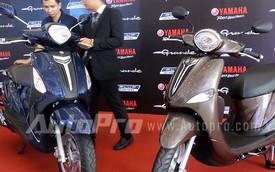 Yamaha phát triển xe ga mới dựa trên Nozza Grande