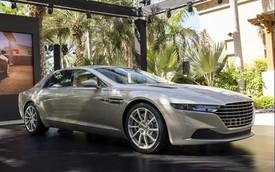 Aston Martin Lagonda chính thức ra mắt giới nhà giàu Trung Đông