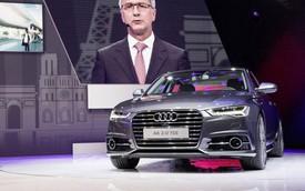Audi A6 2015: Quá nhiều động cơ để chọn lựa