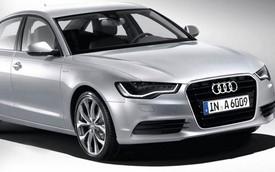 """Audi A6 Hybrid bị """"khai tử"""""""