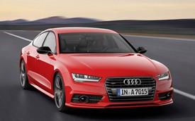 Audi A7 Sportback: Sang và siêu tiết kiệm nhiên liệu