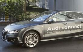 Audi A8 sẽ là mẫu xe đầu tiên tự lái hoàn toàn