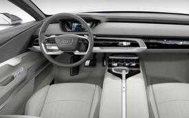 Nội thất xe sang Audi tương lai sẽ vắng bóng các nút bấm