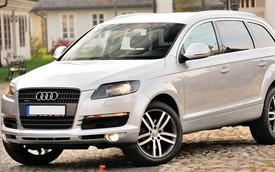 Xe SUV hạng sang Audi Q8 không phải phiên bản phóng to của Q7