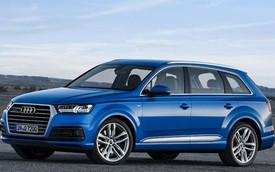 Audi Q7 thế hệ mới bất ngờ xuất đầu lộ diện
