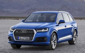 Audi Q7 thế hệ mới trình làng, nhỏ, nhẹ và hiện đại hơn