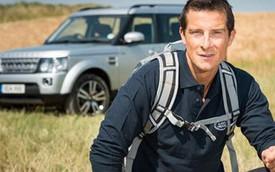 """Sao """"Man vs. Wild"""" trở thành đại sứ thương hiệu của Land Rover"""