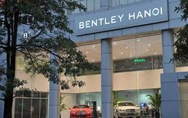 Bentley Việt Nam sẽ chính thức hoạt động từ tháng 11