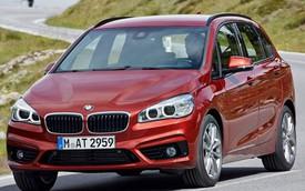 BMW công bố giá mẫu xe dẫn động cầu trước đầu tiên