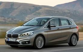 Xe sang BMW 2-Series Active Tourer siêu tiết kiệm nhiên liệu