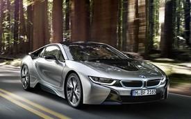 BMW i8s – Xe thể thao hạng sang mạnh hơn 500 mã lực mới