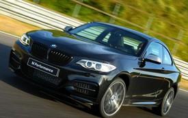 """BMW M235i Track Edition: Đắt """"giật mình"""""""
