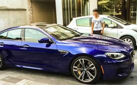 Xe tiền tỷ BMW M6 Gran Coupe tuyệt đẹp tại Ninh Bình