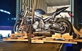 Siêu môtô BMW S1000R 2014 đã có mặt tại Việt Nam