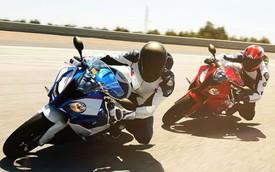 BMW công bố giá bán của dàn môtô 2015 và 2016