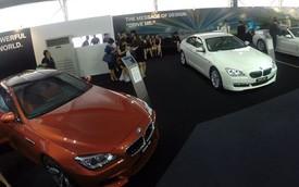 Triển lãm BMW World Xpo tại Việt Nam: Chưa xứng tầm thương hiệu