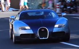 Nữ đại gia cầm lái Bugatti Veyron tại thiên đường siêu xe