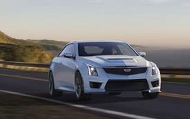 Cadillac ATS-V 2016: Sang trọng mà không kém phần mạnh mẽ