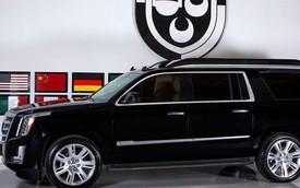 Cadillac Escalade Concept One – Xe SUV sang bọc thép cho nhà giàu