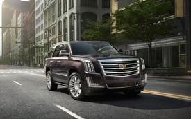 Cadillac Escalade Platinum 2015: Đã sang trọng càng thêm cao cấp