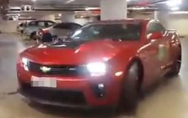 """Xe """"cơ bắp"""" Chevrolet Camaro ZL1 đời mới cực mạnh tại Việt Nam"""