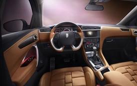 Hé lộ nội thất cao cấp của xe SUV hạng sang Citroen DS 6WR