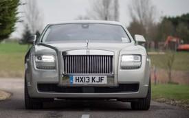 Xe siêu sang mới của Rolls-Royce không phải là SUV
