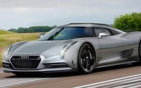 Siêu xe Audi R10 1.000 mã lực sẵn sàng lăn bánh?