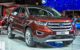 Cận cảnh Ford Edge tại Paris Motor Show