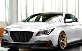 """Hyundai Genesis Sedan """"lột xác"""" diện mạo lẫn sức mạnh"""