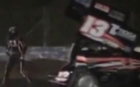 Cựu vô địch NASCAR đâm chết đối thủ trên đường đua