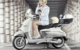 Peugeot Django - Xe ga thanh lịch đậm chất Pháp