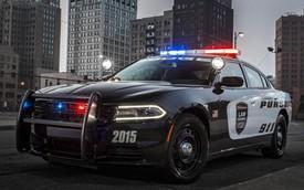 Dodge Charger Pursuit 2015: Nâng cấp để đồng hành với cảnh sát