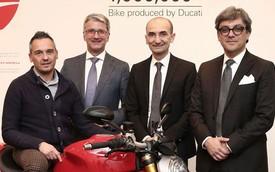 Chiếc Ducati thứ 1 triệu xuất xưởng