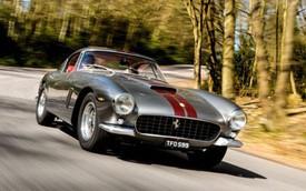Siêu xe Ferrari hiếm của nhạc sỹ Eric Clapton đeo biển số siêu đắt