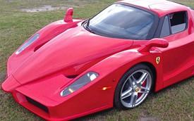 Phá siêu xe Ferrari F430 để tự chế huyền thoại Enzo