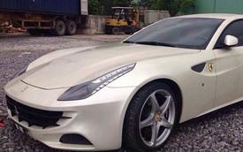 Siêu xe Ferrari FF xuất hiện tại Việt Nam