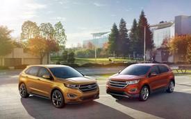 Xe SUV Ford Edge 2015 không hề tăng giá