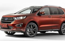 Ford chính thức giới thiệu Edge 7 chỗ mới